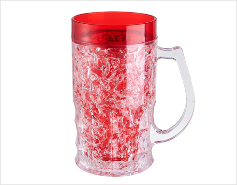 The appearance of beer mugs are varied